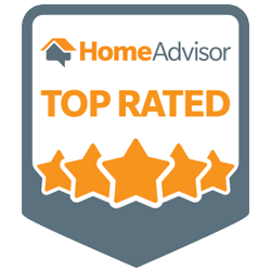 We're proud to be your local HomeAdvisor Top Rated Pro here in Pittsburgh.