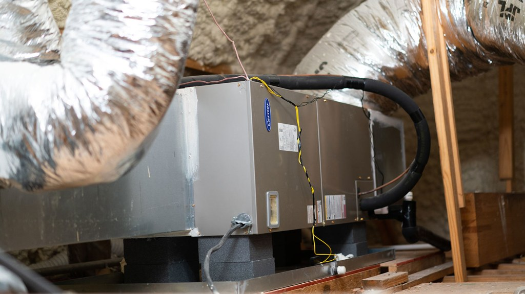 With a new furnace installed by Allbritten, your home will be warm and cozy throughout the winter ahead.