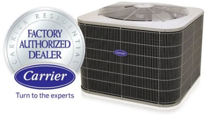 For furnace installation in Chicago, call your Carrier Factory-Authorized Dealer: King Heating, Cooling & Plumbing!