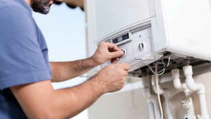 We install, service, and repair all tankless water heaters in Fresno and the Central Valley.