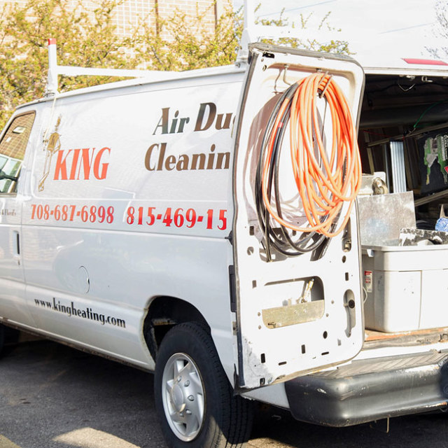 If you need a new furnace, call King for a free in-home estimate today and we'll send a technician out to your home.
