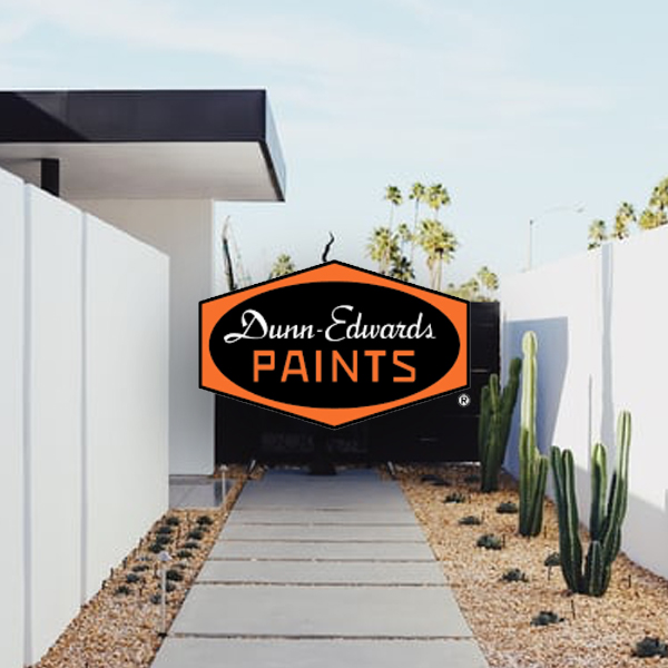 We're proud to exclusively use Dunn-Edwards Paint, specially formulated for stucco homes here in the U.S. Southwest.