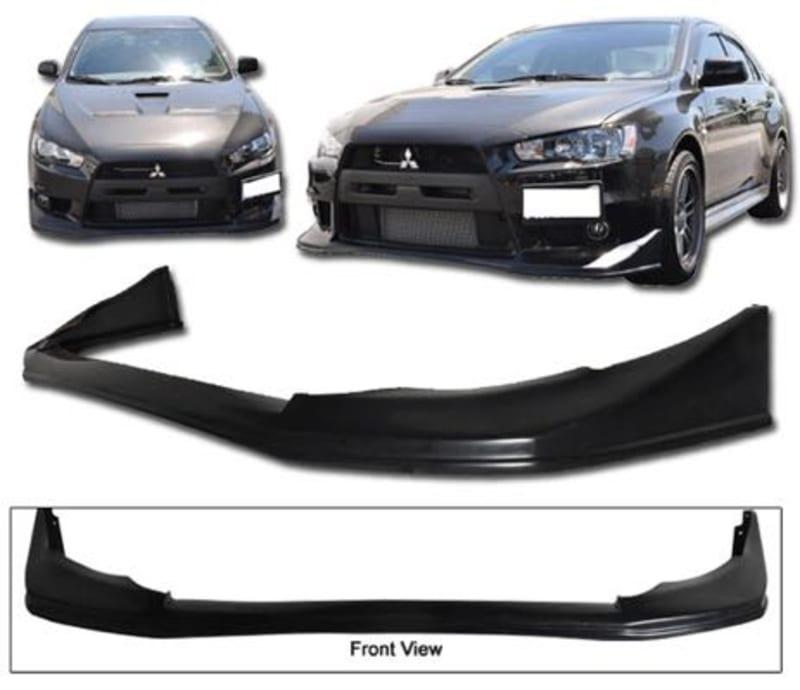 Mitsubishi Evo 2010 For Sale: MITSUBISHI EVO X 10 FRONT LIP For Sale In El Monte, CA