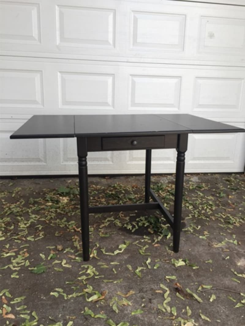 IKEA Ingatorp Table For Sale In Brooklyn, NY   5miles: Buy And Sell