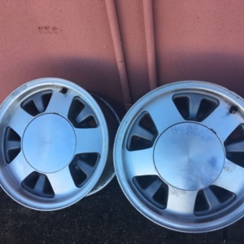 Chevy Gmc Wheels Rims 5 Lug 127 Mm. Sale By Piece For Sale