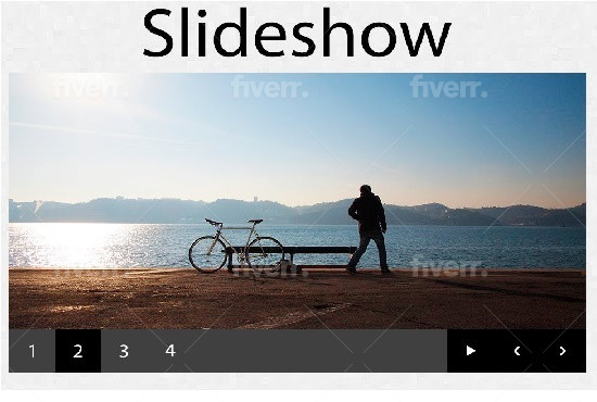 add slideshow in your and your Company website