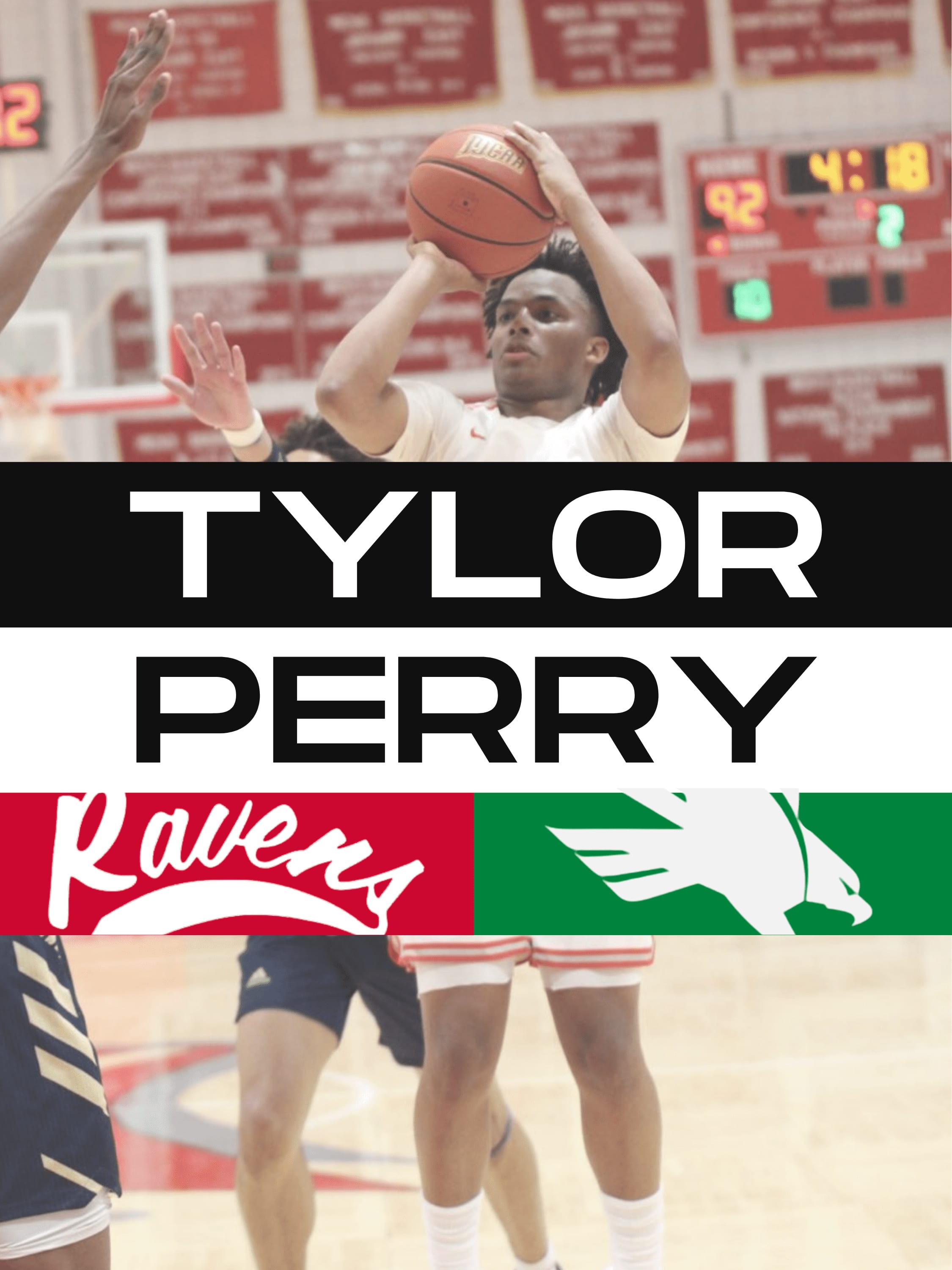 Tylor Perry committed to North Texas on Sunday after spending two years playing JUCO ball at Coffeyville and not having a DI offer out of high school.