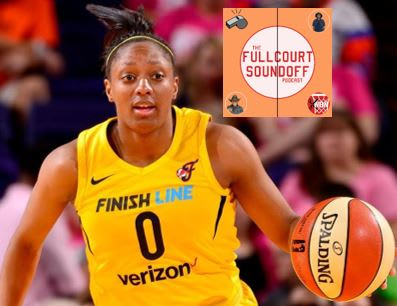 Kelsey Mitchell Full Court Sound Off FCSO