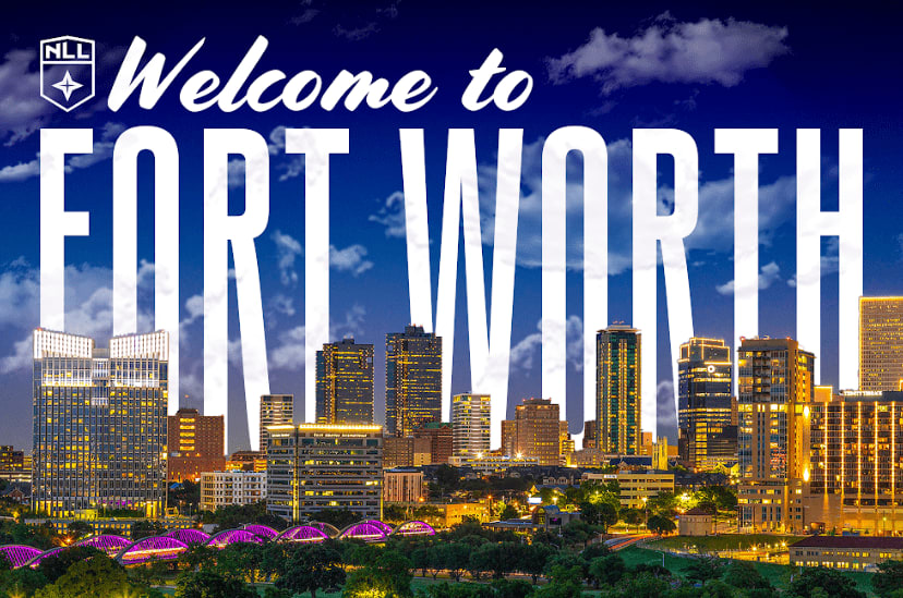 The Dallas Wings owner, Bill Cameron, has been awarded the latest NLL expansion team, which will play in Fort Worth starting with the 2021-22 season.