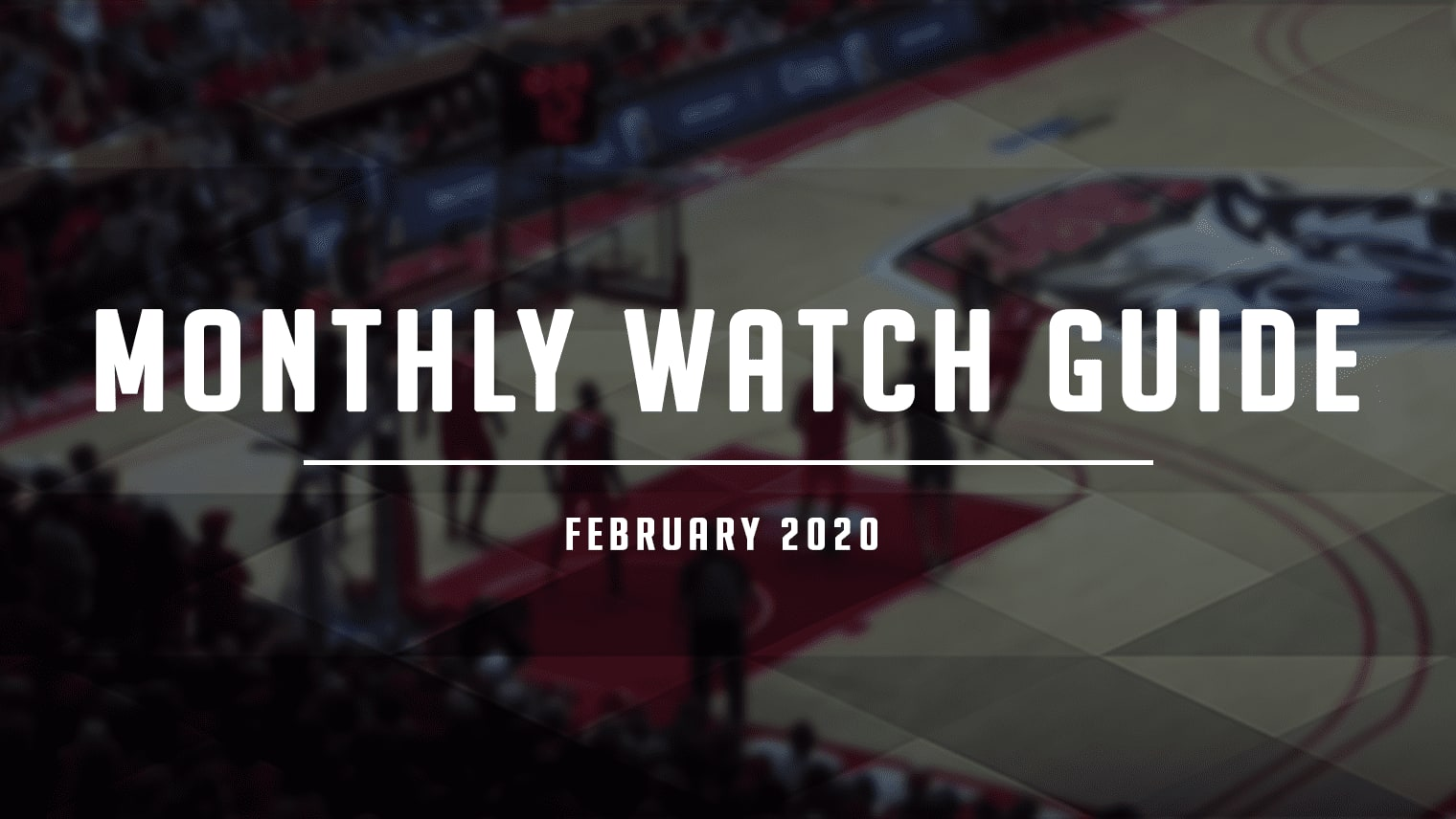 In February, the college basketball regular season is coming into its final stretch, All-Star Weekend happens, and there's international ball to boot.
