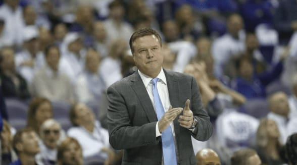 Kansas officially disputed the Level I allegations the NCAA levied against its men's basketball program and head coach Bill Self.
