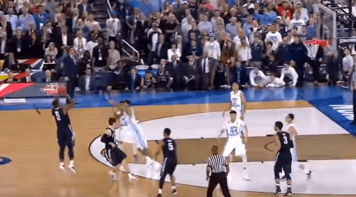 The 2016 NCAA Men's Championship was one for the ages, though heroics from Kris Jenkins shined through in the end to give Villanova the title.