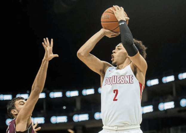 Duquesne men's basketball beat Fordham this week, but the game didn't matter much in the face of the tragedy freshman Maceo Austin faced.