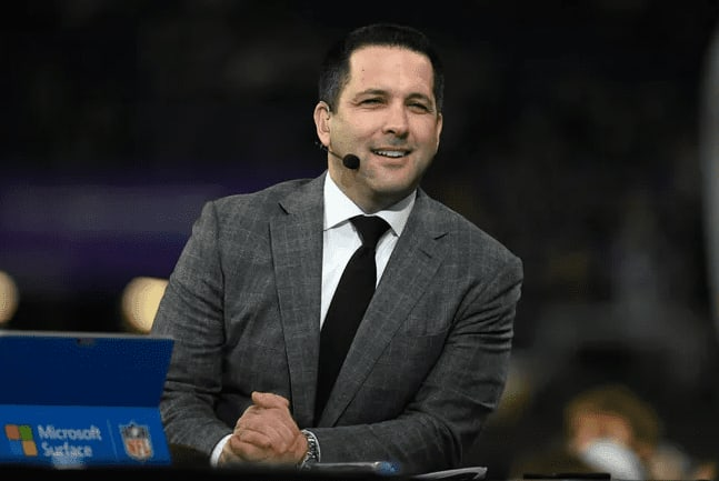 ESPN NFL reporter Adam Schefter's 11-year-old daughter has joined Fox Sports coverage of Big East basketball as a special correspondent.
