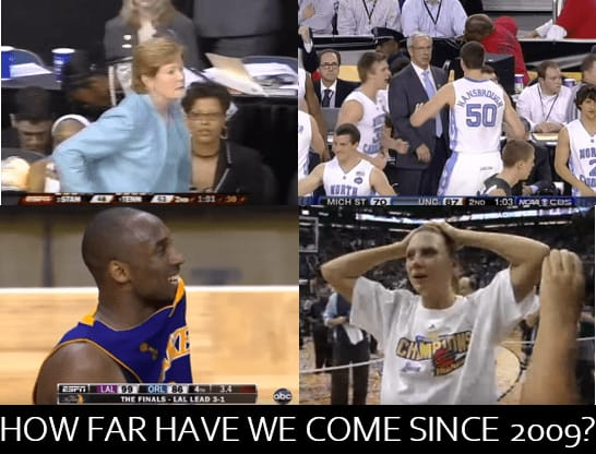 The 2010s are officially over after today, and in wrapping up the decade, we look back at what basketball was like on Dec. 31, 2009, exactly one decade ago.