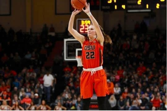 Oregon State won the Preseason WNIT on Sunday with an 80-69 victory over Missouri State, completing four victories across nine days to get it done.
