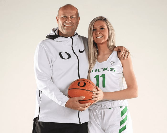 Oregon women's basketball head coach Kelly Graves has turned the Ducks into one of the top programs in the nation, and recruiting is one of the big keys.
