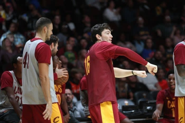 Cedi Osman and the Cleveland Cavaliers agreed to a four-year, $30.8 million extension on the starting forward's contract.