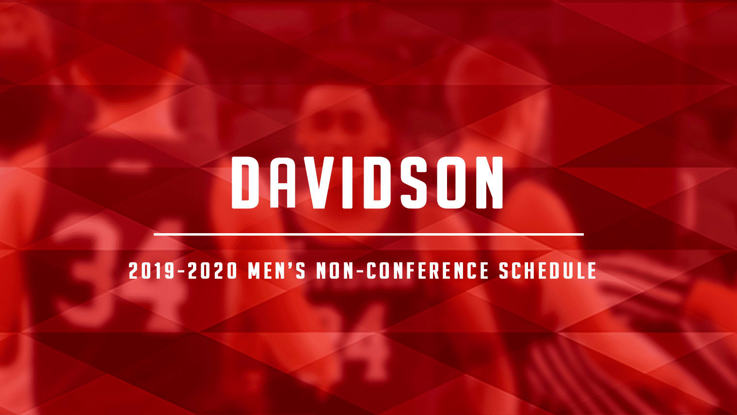Davidson has a very tough non-conference schedule ahead of it, including the Orlando Invitational, a date with Auburn and much more.