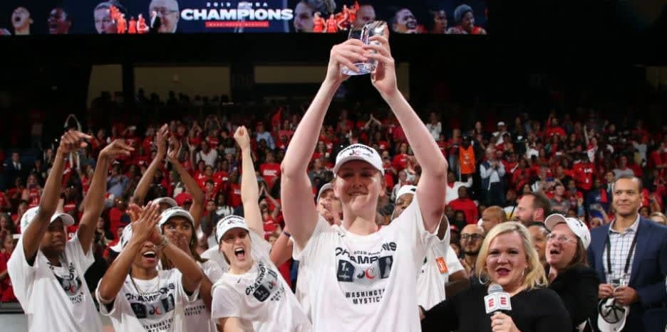 It's difficult to win a championship, but keeping that team together can be even harder. But for the Washington Mystics, it may be possible.