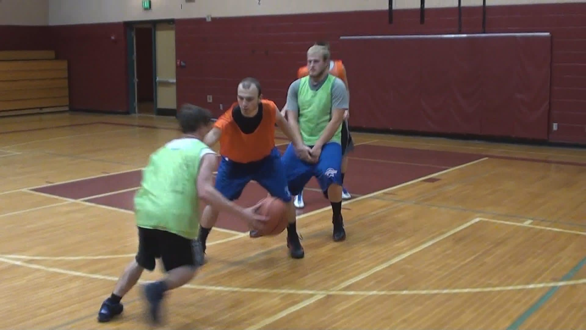 The pick and roll is one of the most simple, yet deadliest plays in basketball and lacrosse.