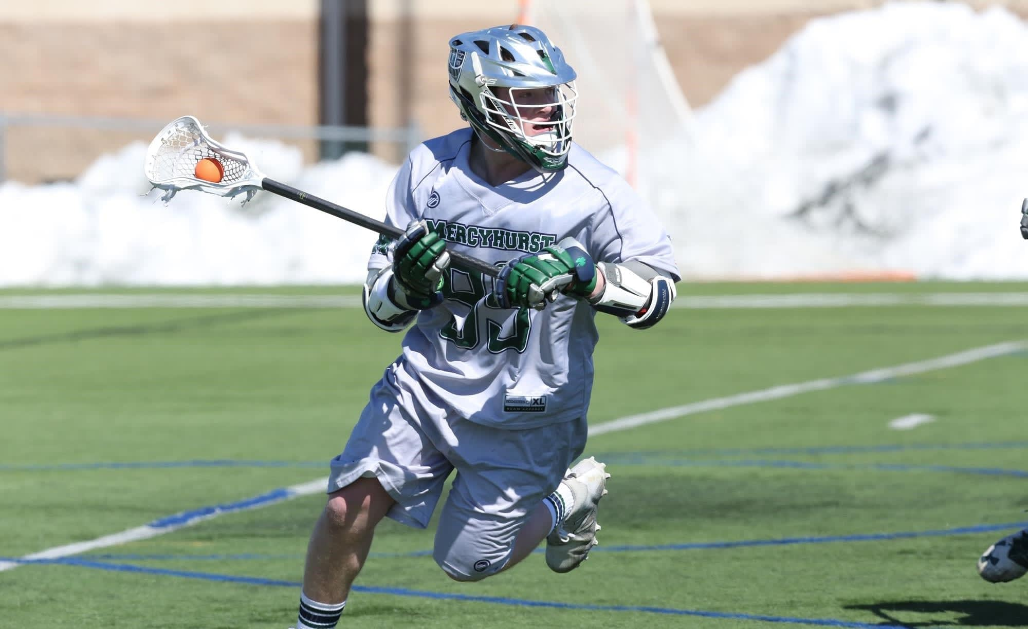 The NE10 and SSC are back as Division II men's lacrosse is really getting into full swing, and Newberry picked up a big win this week.