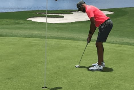 Dhane Smith has always been a multi-sport athlete but the sports have changed. Lacrosse is constant, but golf and tennis are now in the mix.
