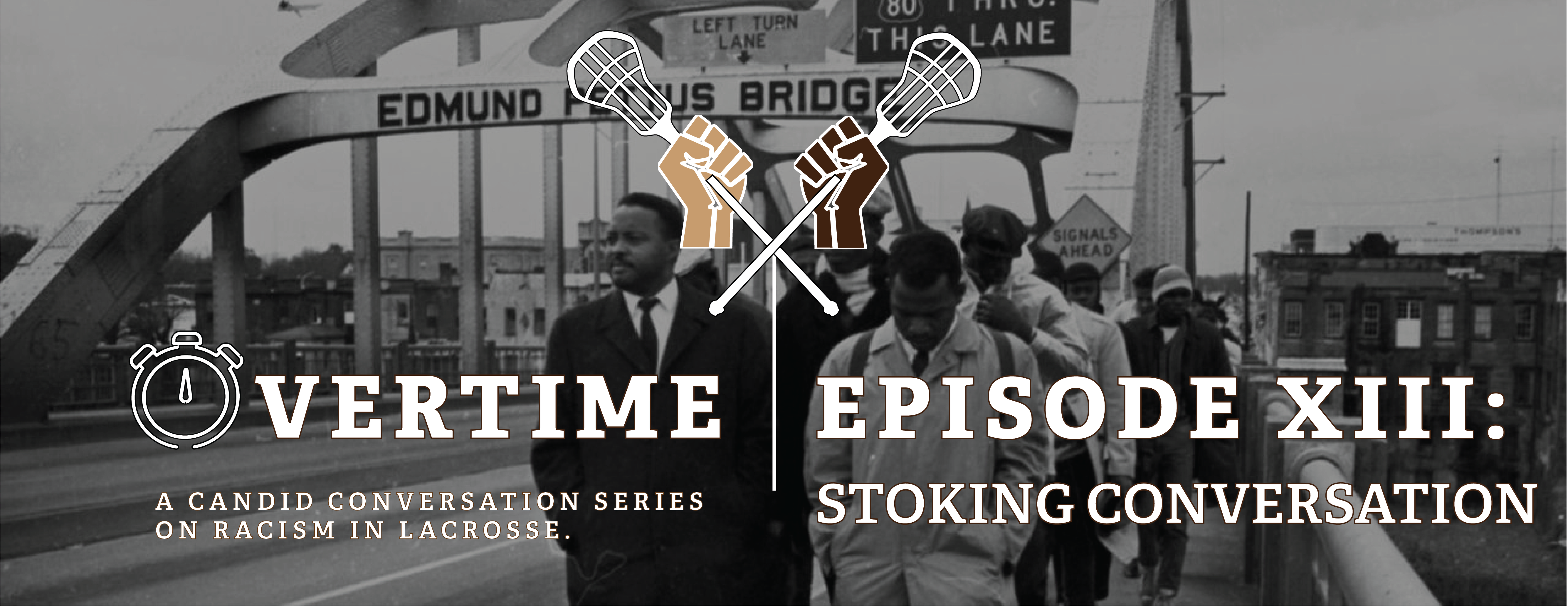 Overtime Episode 13 - Stoking Conversation