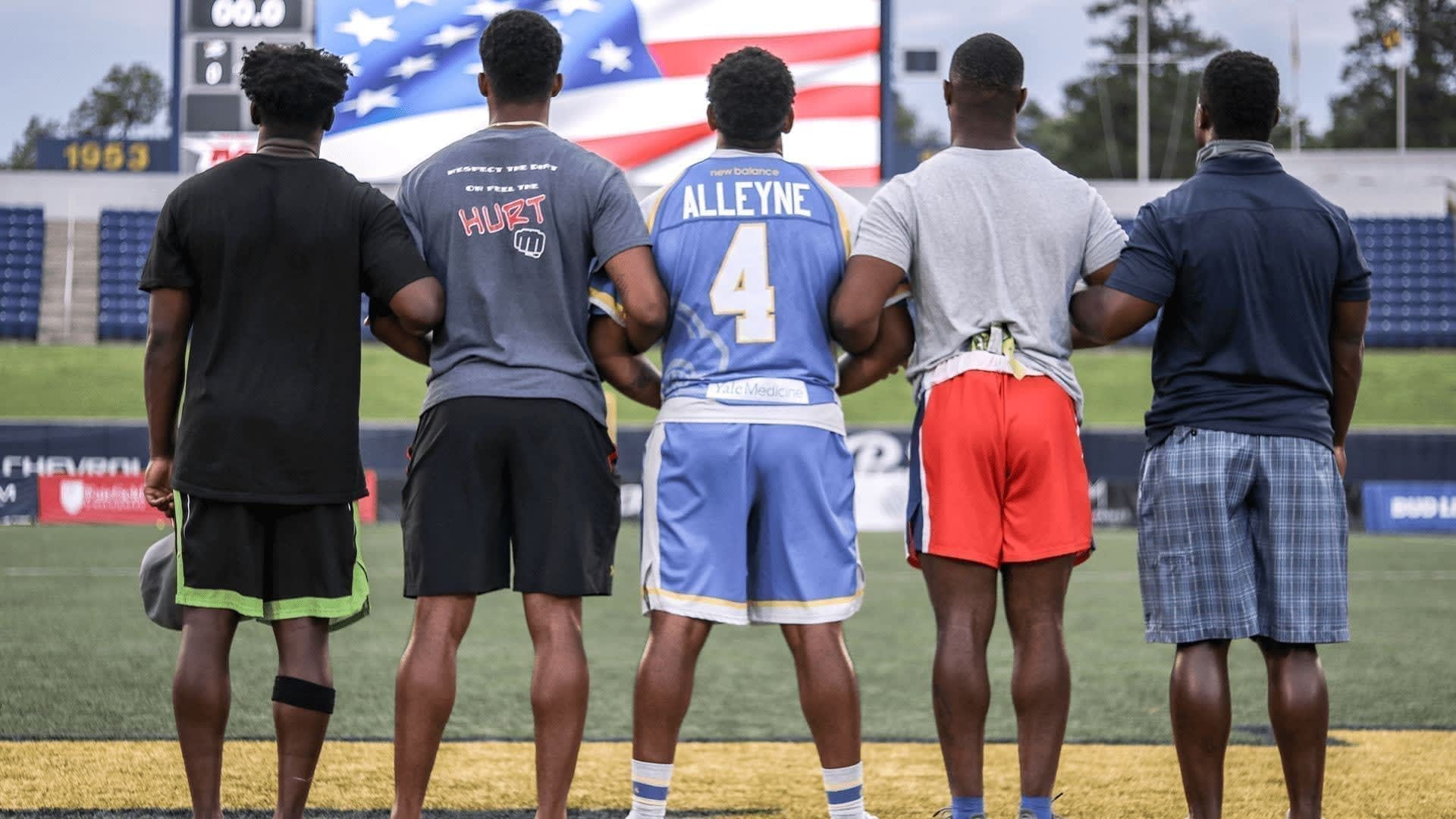 MLL black players coalition speaks out