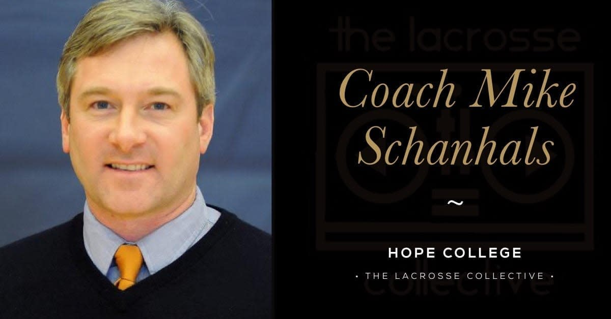 Mike Schanhals, Hope College - Going Offsides Podcast