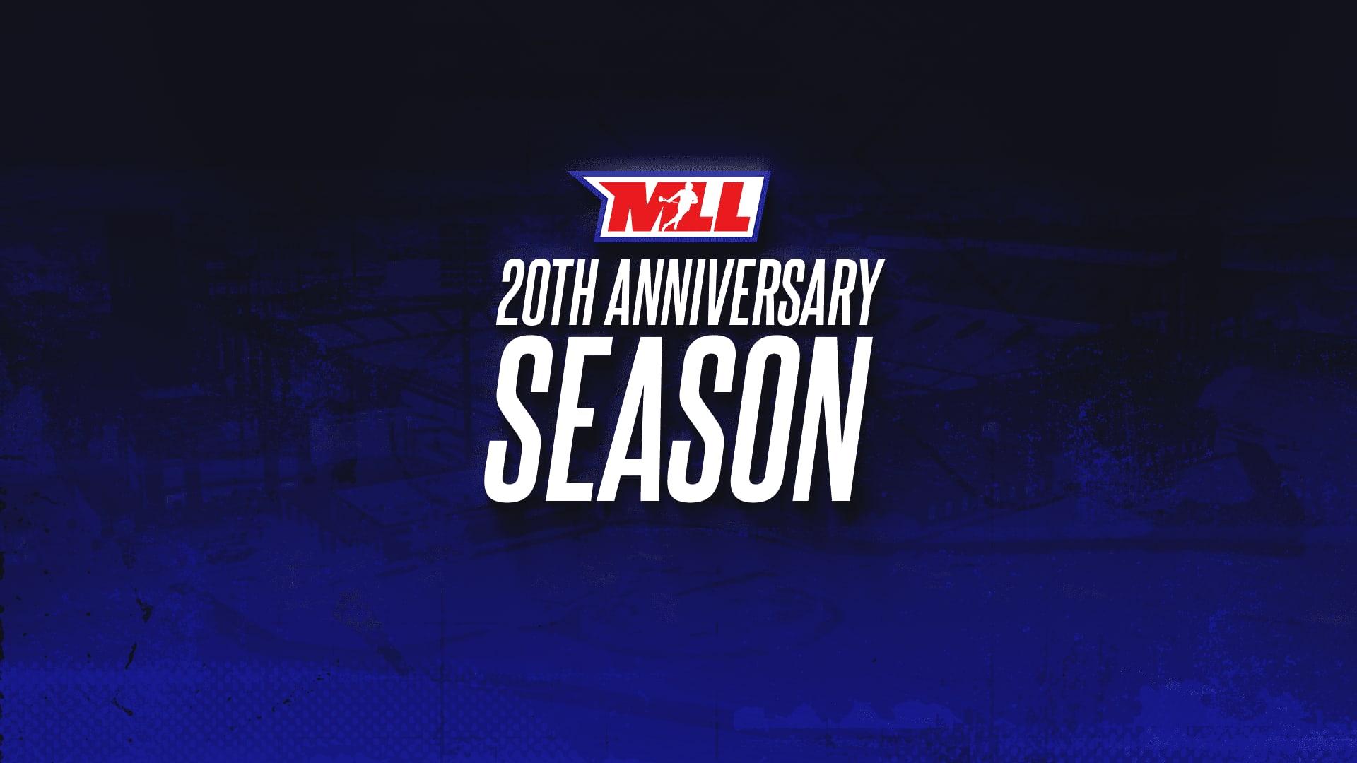 Annapolis to Host 2020 MLL Season July 18-26