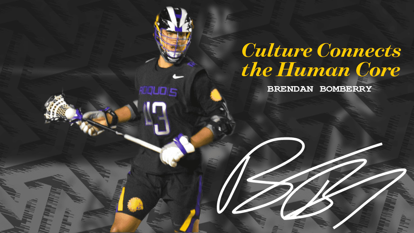 Brendan Bomberry: Culture Connects the Human Core
