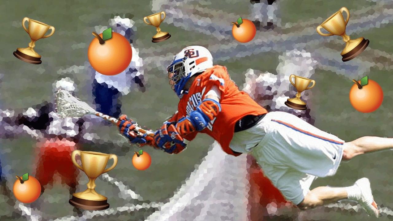 Mikey Powell, Syracuse Get Revenge on Princeton - 2002 National Championship