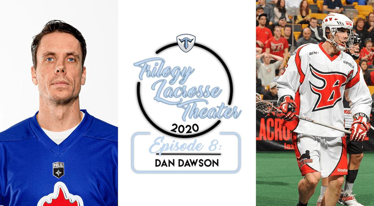 Trilogy Lacrosse Theatre Dan Dawson is Terrifying in Box Lacrosse