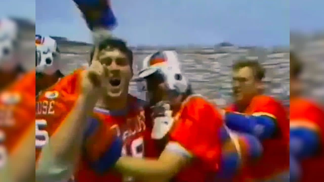 Paul Gait Went Off in 1989 National Championship