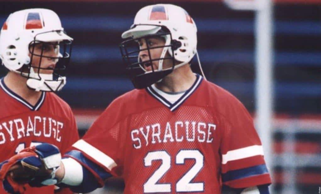 Gary Gait Overtime Game Winner, Wings '93