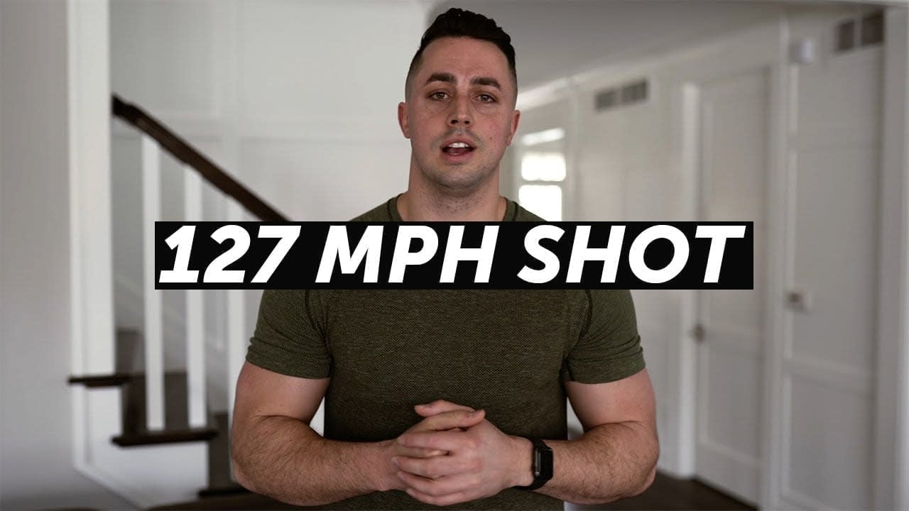 nick diegel fastest shot lacrosse