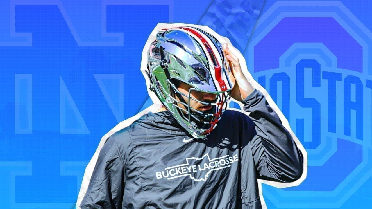 ohio state men's lacrosse notre dame men's lacrosse ncaa division i college lacrosse lacrosse all stars game of the day