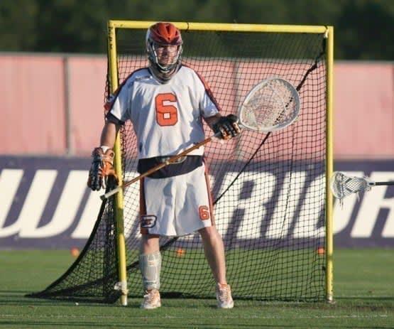 brian doc dougherty philadelphia barrage mll major league lacrosse pro lacrosse