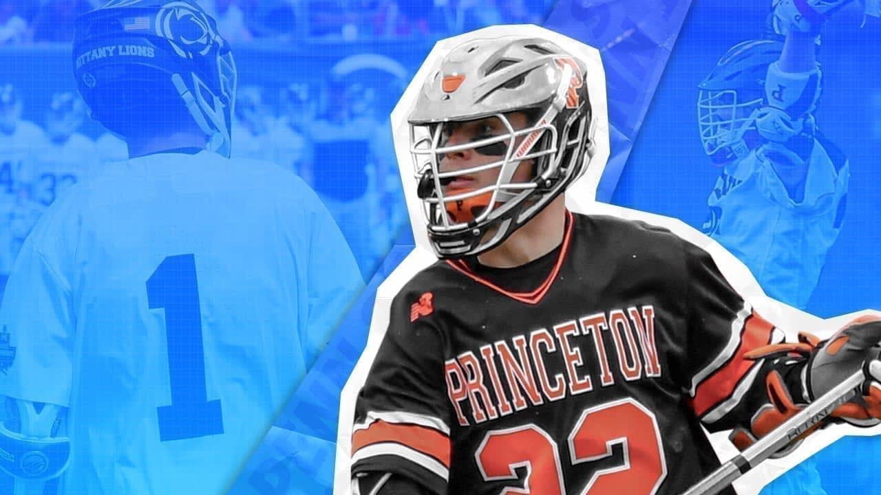 crosse clicks lacrosse news march 3 2020 michael sowers princeton lacrosse ivy league lacrosse player