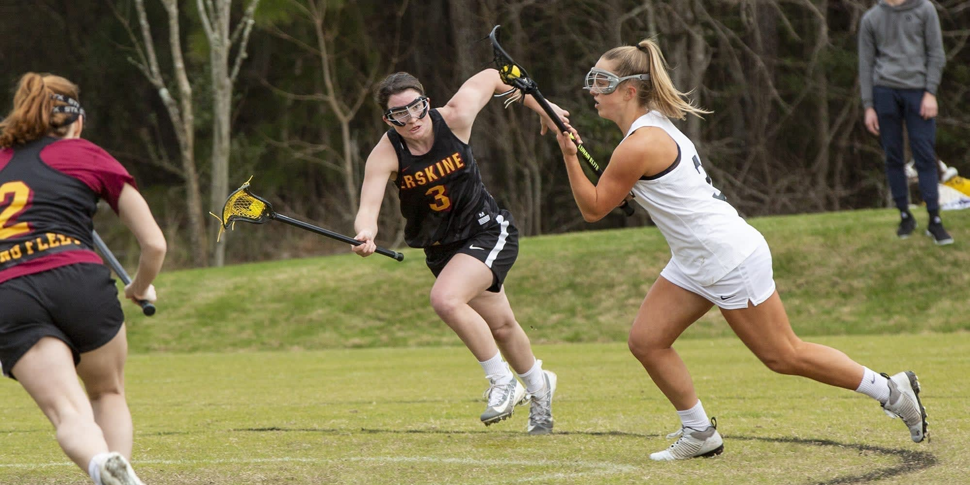 sydney knego savannah college of art and design naia women's college lacrosse