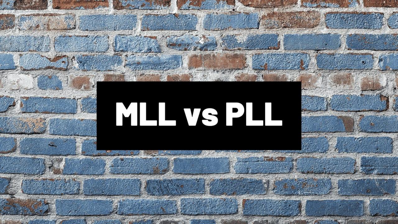 mll vs pll major league lacrosse premier lacrosse league pro lacrosse