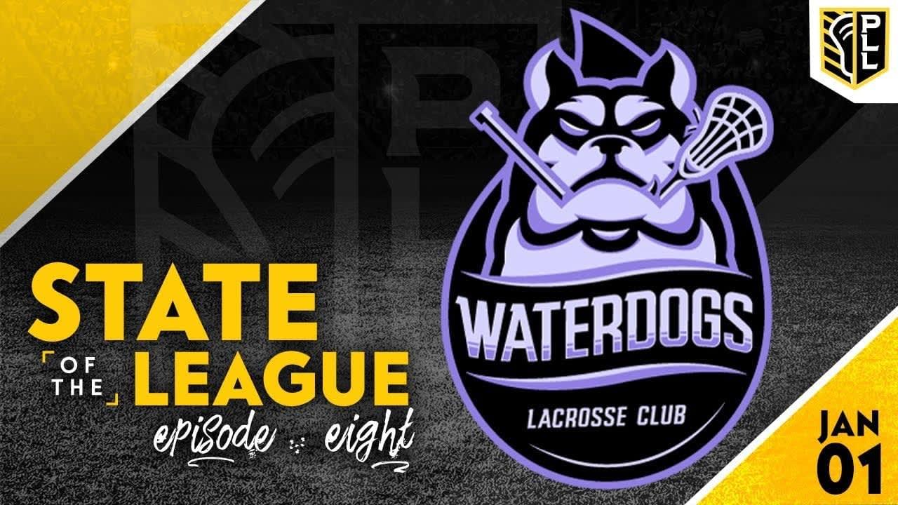 pll premier lacrosse league waterdogs