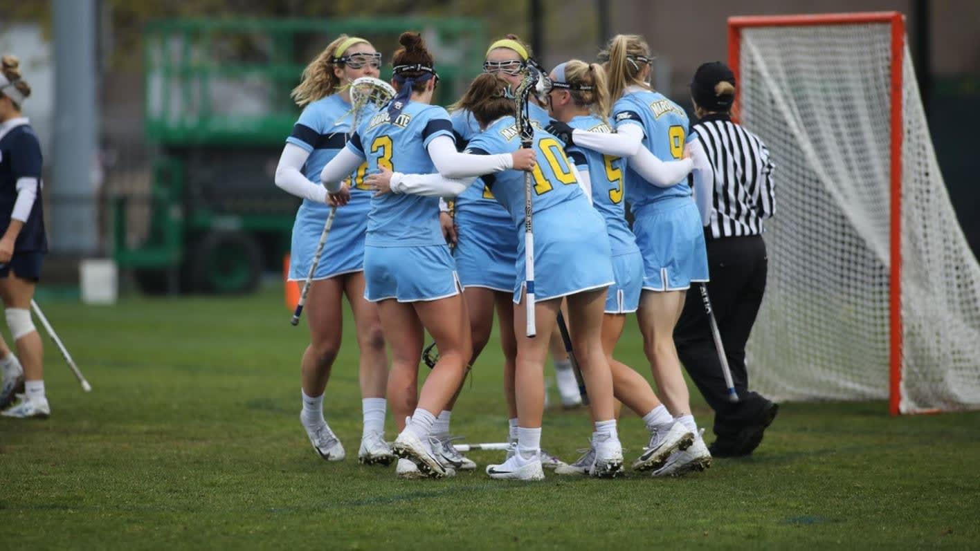 marquette university women's lacrosse ncaa d1 college lacrosse women's