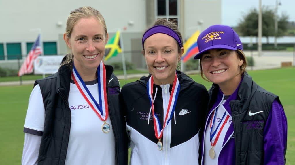 haudenosaunee women's lacrosse coaches pala pan american lacrosse association qualifiers