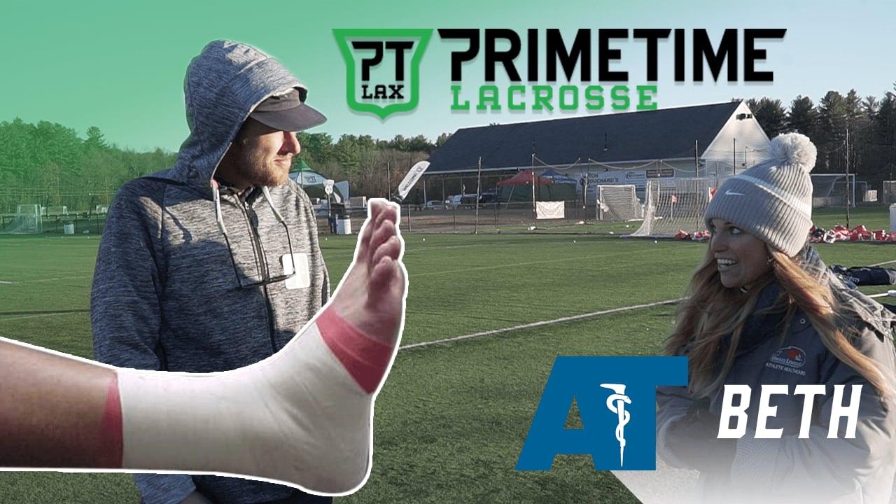 primetime lacrosse colonial clash interview beth