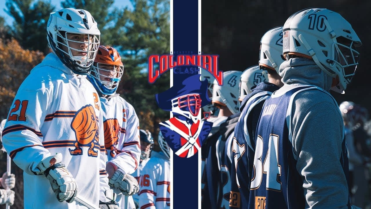 Colonial Clash - Future of College Lacrosse