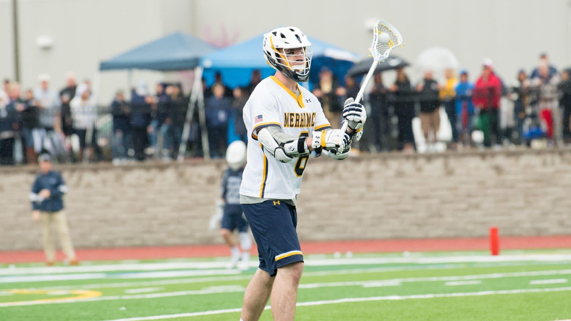 merrimack men's lacrosse ncaa d1 college