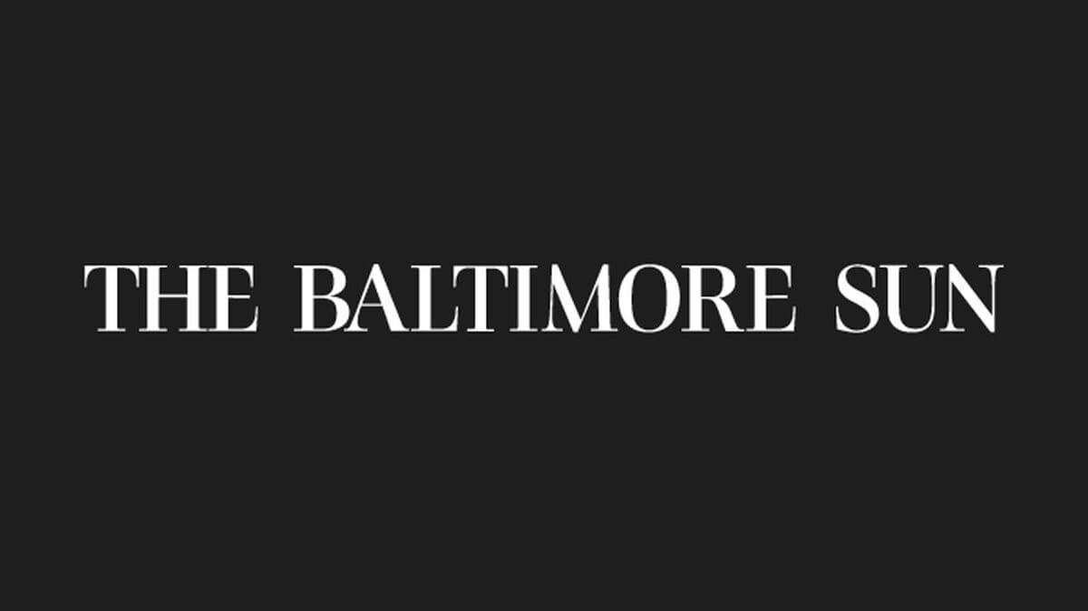 baltimore sun logo