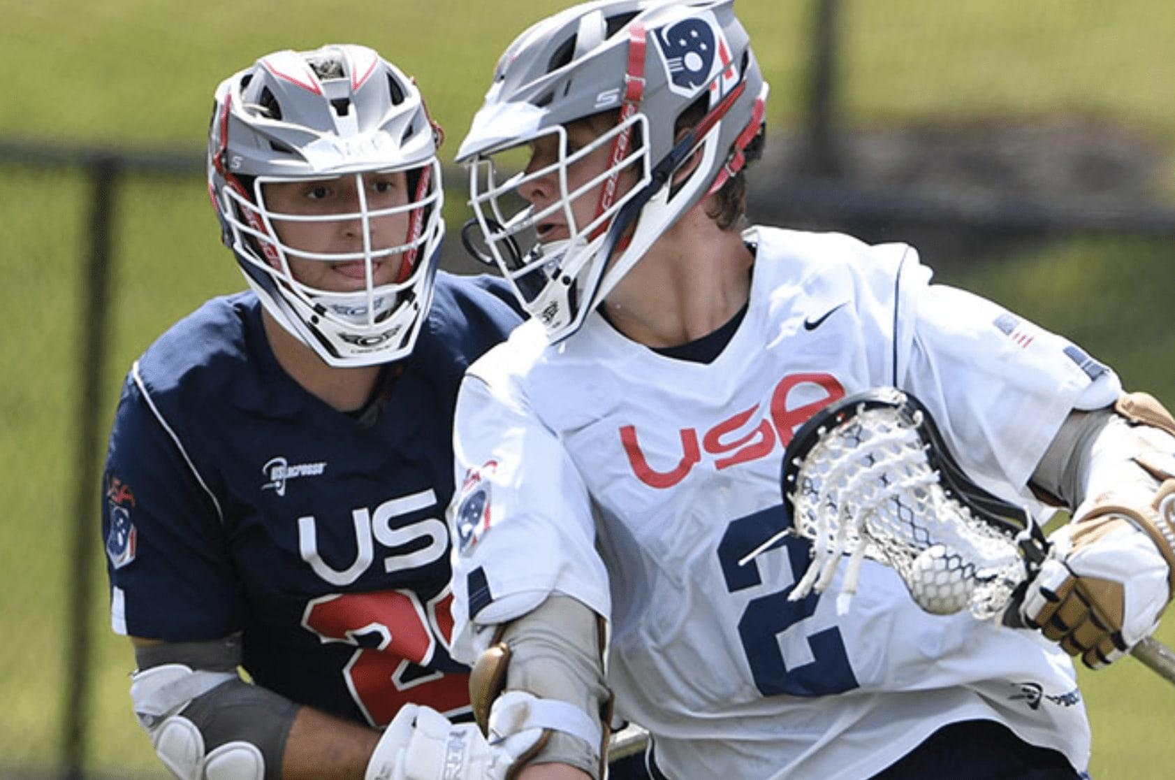 cole kirst 2020 us men's u19 national lacrosse team team usa